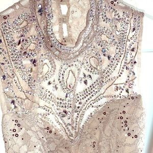 Gown of Stones And Lace